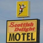 Scottish Delight Motel resmi