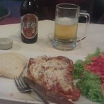                    Lasagne, Cold Leo Fellini Ko Phangan