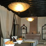 The Riad Dining room