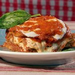  Eggplant Parmigiana