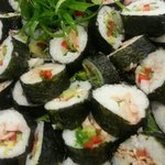                                      Nori roll platter
