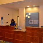 Foto de Holiday Inn Express Omaha West
