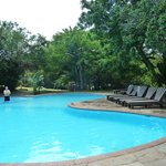 Sodwana Bay Lodge swimming pool