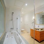 Deluxe Bathroom at Le Royal Hotel Kuwait