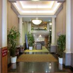  Lobby Entrance
