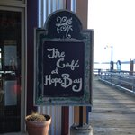 The Cafe At Hope Bay