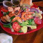 Ultimate seafood salad! Healthy and  flavorful