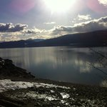                    Gorgeous view of Arrow lake