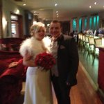                    lovely bar area 19.12.12 Nikki &amp; Darren Clarke