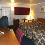 My room at the Colton October 2012