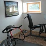 Gym/Fitness room