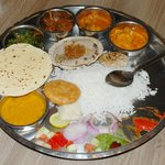 rajasthan thali wonderfull