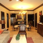                                      1 Bedroom Suite/Living/Kitchen