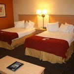  Holiday Inn Express Clermont FL Double Bed Guest Room