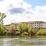 Relax with a view of the Willamette River