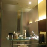                                      bathroom in room