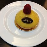                    Small Cake, Lemon &quot;My Favorite&quot;