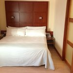 premium room with wonderful bedding and pillows!