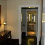 Wardroom / entrance to bathroom