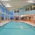  Indoor Pool with picture windows