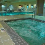  Indoor Pool Country Inn St Peters, MO