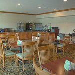 Breakfast Room at St Peters, MO Country Inn
