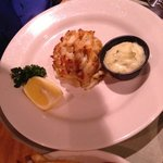 Lunch crabcake