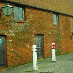 Eling Tide Mill