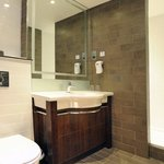 Our great bathrooms get you refreshed and ready for the day.