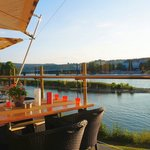  Terrace With Rhein View