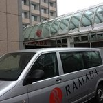                    Ramada Frankfurt/M - Messe &quot;Shuttle-Service&quot;