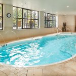 Pool and Steam Room