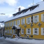 Brauer-Gasthof Hotel Post im Winter