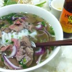 beef pho minus the chicken