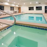 Country Inn Lubbock Texas Indoor Pool