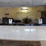 Meridian Hotel Suites Clermont Lobby