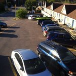 Rainbow Inn Parking