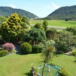 from lounge towards greymouth