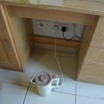 Dangerous Plug Socket Positions