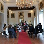 Wedding in Museo Correale