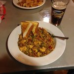 Jambalaya & Scottish Ale