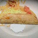 Once Combination Chicken Taco
