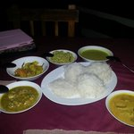  Sri Lankan Curry for dinner