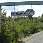 Entrance to Camp (Patagonia Camp)