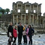"Atilla and his ""Angels"" in Ephesus"