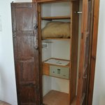  Wardrobe and safety box