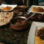                    Maharajah food