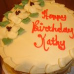  my birthday cake-from Patty cakes