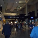  Inside Bridgestone Arena