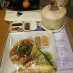 pad thai room service, tasty!